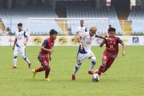 Durand Cup 2019 match action between Bengaluru FC 'B' and Jamshedpur FC. (Photo courtesy: Bengaluru FC)