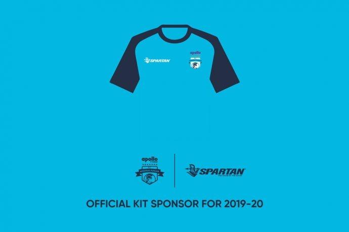 Minerva Punjab FC announce Spartan Sports as official kit sponsors for the 2019/20 season. (Image courtesy: Minerva Punjab FC)