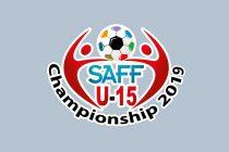 SAFF U-15 Championship 2019