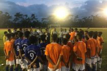 Scouting and Youth Development Workshop at the Kalinga Stadium in Bhubaneswar, Odisha. (Photo courtesy: AIFF Media)