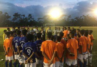 Scouting and Youth Development Workshop at the Kalinga Stadium in Bhubaneswar, Odisha. (Photo courtesy: AIFF Media)