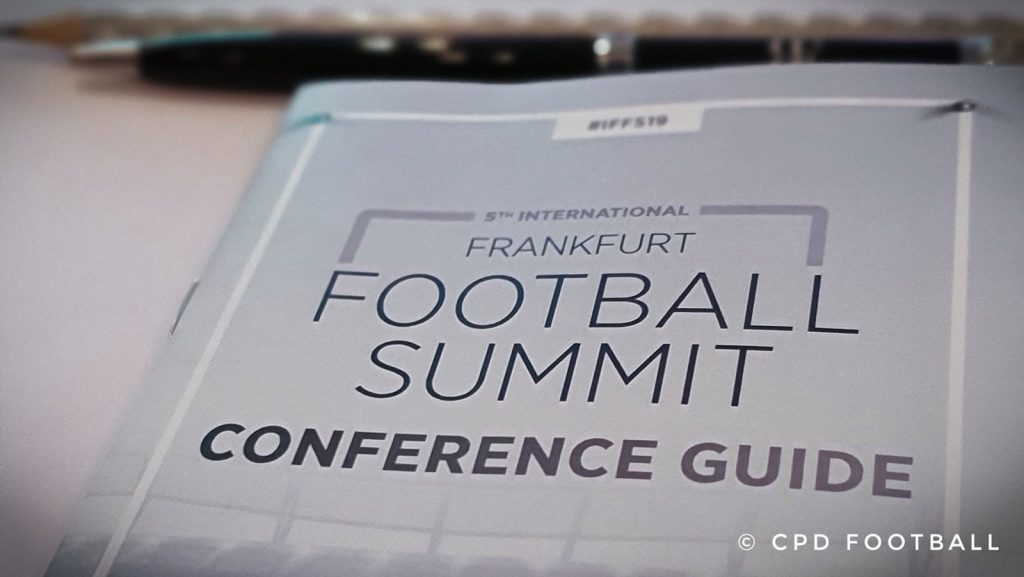 5th International Frankfurt Football Summit 2019. (© CPD Football)