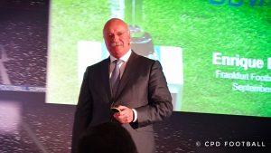 5th International Frankfurt Football Summit 2019: Enrique Bonilla Barrutia, Executive President, LIGA MX. (© CPD Football)