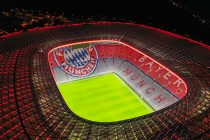 Allianz Arena, the home of FC Bayern Munich. (Photo courtesy: Zumtobel Group)