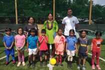 Indian Super League side Chennaiyin FC have started to conduct AIFF Baby Leagues in the city of Chennai. (Photo courtesy: Chennaiyin FC)