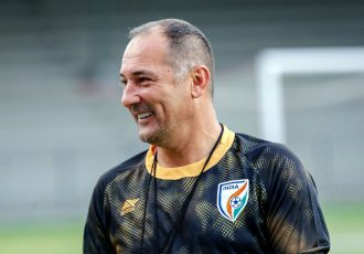 India national team head coach Igor Štimac. (Photo courtesy: AIFF Media)