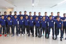 The India U-18 national team squad for the SAFF U-18 Championship 2019. (Photo courtesy: AIFF Media)
