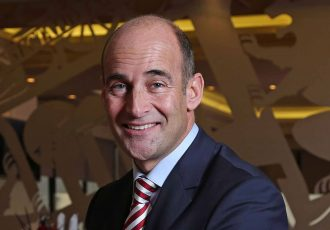Football Sports Development Limited (FSDL) CEO Martin Bain. (Photo courtesy: Indian Super League / FSDL)