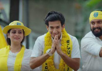 """Vittunilkanaavaatha Vishwaasam"" say Kerala fans in the new Star Sports regional campaign. (Photo courtesy: Star Sports)"