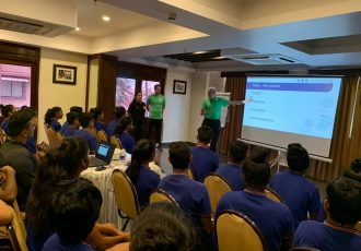 Premier League and PGMOL experts help India U-17 WNT get mentally tougher. (Photo courtesy: AIFF Media)