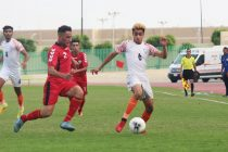 AFC U-19 Championship qualifier between the India U-19 national team and Afghanistan. (Photo courtesy: AIFF Media)