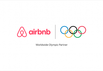 International Olympic Committee (IOC) announce Airbnb as Worldwide Olympic Partner. (Image courtesy: Airbnb)
