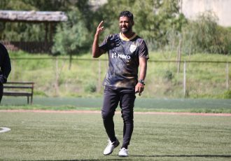 India U-17 Women's national team assistant coach Alex Ambrose. (Photo courtesy: AIFF Media)