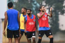 Bengaluru FC training session. (Photo courtesy: Bengaluru FC)