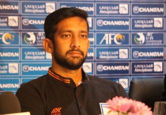 India U-19 national team head coach Floyd Pinto. (Photo courtesy: AIFF Media)