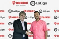 LaLiga inks five-year partnership with Dream11 in India. (Photo courtesy: LaLiga)