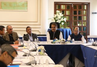 All India Football Federation (AIFF) Executive Committee meeting. (Photo courtesy: AIFF Media)