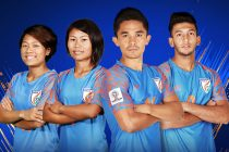 India MNT and India WNT stars. (Photo courtesy: AIFF Media)