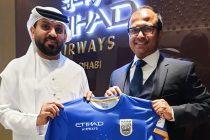 Etihad Airways partners with Mumbai City Football Club. (Photo courtesy: Mumbai City FC)