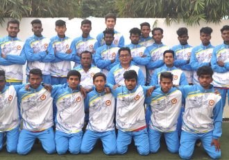 Odisha U-17 Boys State Team. (Photo courtesy: Football Association of Odisha)