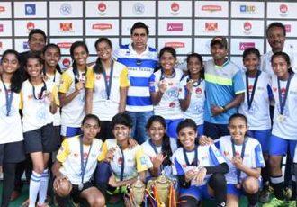 11th South Mumbai Junior Soccer Challenger by QPR. (Photo courtesy: Saran Sports)