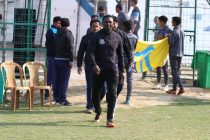 Mohammedan Sporting head coach Saheed Ramon. (Photo courtesy: Mohammedan Sporting Club)