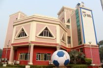 The AIFF Football House in New Delhi. (Photo courtesy: AIFF Media)