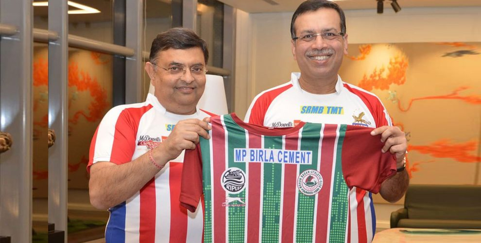 RP-Sanjiv Goenka Group acquires 80% majority stake in Mohun Bagan AC. (Photo courtesy: Mohun Bagan AC)