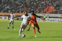 I-League match action between Chennai City FC and East Bengal FC. (Photo courtesy: I-League Media)