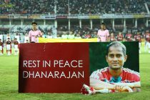 Rest in Peace Dhanarajan. (Photo courtesy: I-League Media)