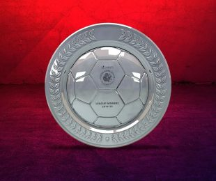 The ISL League Winners Shield. (Image courtesy: Indian Super League)