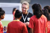India U-17 Women's national team head coach Thomas Dennerby. (Photo courtesy: AIFF Media)