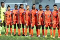 The India U-17 Women's national team. (Photo courtesy: AIFF Media)