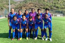 The India U-17 Women's national team. (Photo courtesy: AIFF Media)