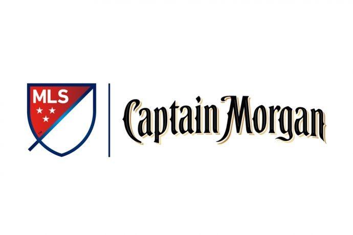 Major League Soccer (MLS) & Captain Morgan. (© PRNewsfoto/Captain Morgan)