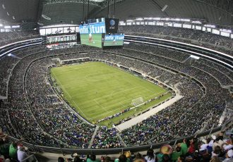 The AT&T Stadium in Arlington will host the final and third-place game of the inaugural Concacaf Nations League. (Photo courtesy: Concacaf)