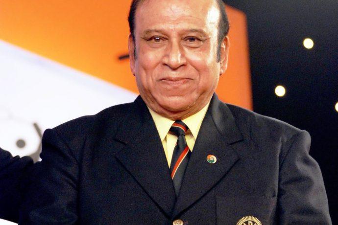 Indian football legend Pradip Kumar Banerjee. (Photo courtesy: AIFF Media)
