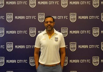 Indranil Das Blah (Photo courtesy: Mumbai City FC)