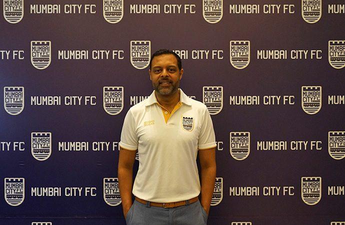 Indranil Das Blah (Photo courtesy: Mumbai City FC)