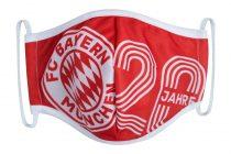 FC Bayern face mask. (Photo courtesy: FC Bayern München)