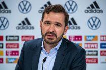 DFB Deutscher Fußball-Bund General Secretary Dr. Friedrich Curtius. (© Thomas Böcker/DFB)