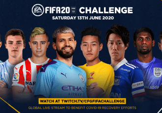 CFG EA Sports FIFA20 challenge (Image courtesy: Mumbai City FC)