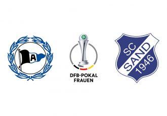 DFB-Pokal der Frauen - DSC Arminia Bielefeld vs SC Sand