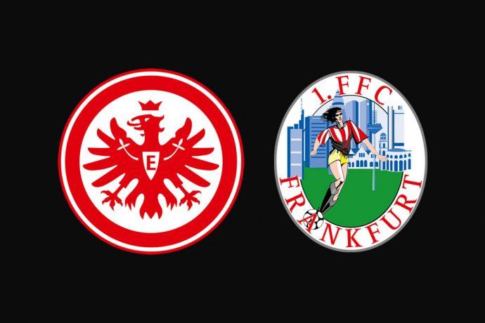 Eintracht Frankfurt - 1. FFC Frankfurt