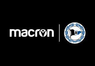 DSC Arminia Bielefeld announce Macron as new kit supplier.