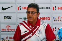 Sanjoy Sen (Photo courtesy: AIFF Media)
