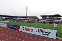 The Kalinga Stadium in Bhubaneswar. (Photo courtesy: AIFF Media)
