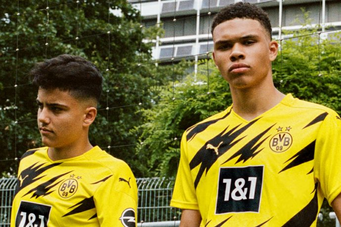 The Borussia Dortmund home kit by PUMA for the 2020-21 season. (Photo courtesy: PUMA)