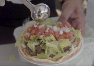 COPA90 Video - Matchday Menus: LAFC Tailgate, Fish Tacos and Tzatziki. (Photo courtesy: Screenshot - COPA90)