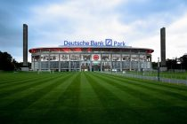 The Deutsche Bank Park is the home ground of Bundesliga side Eintracht Frankfurt. (Photo courtesy: Deutsche Bank AG)